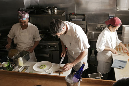 Cooks and kitchen workers suffer injuries in kentucky for Agencement cuisine restaurant normes